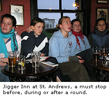 Jigger Inn at St. Andrews