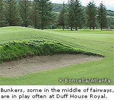 Duff House Royal Golf Club - No.10