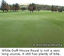 Duff House Royal Golf Club - No.2