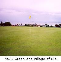 The Golf House Club