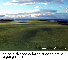 Moray's Green electric