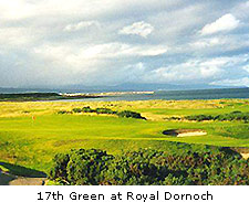 Royal Dornoch Golf Club - No.17