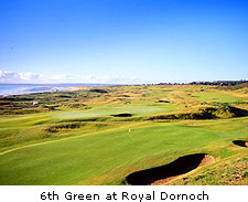 No. 6 at Royal Dornoch