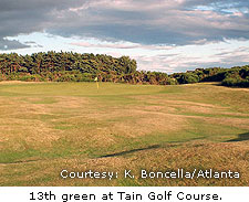 Tain golf course - No.13