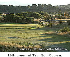 Tain golf course - No.16