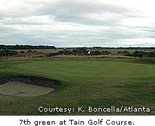 Tain golf course - No.7