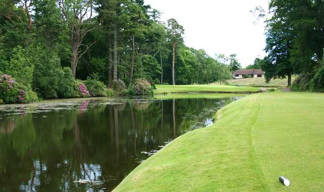 Letham Grange Hotel And Golf Course Old Course In Angus