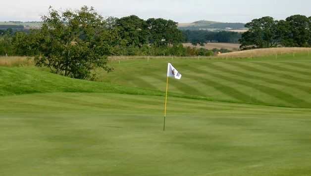 The Roxburghe Golf Course In Scottish Borders