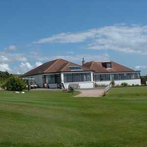 Portpatrick GC: Clubhouse