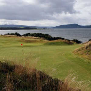 Castle Stuart Golf - 8th Green