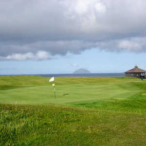 Turnberry Ailsa - 9th Green