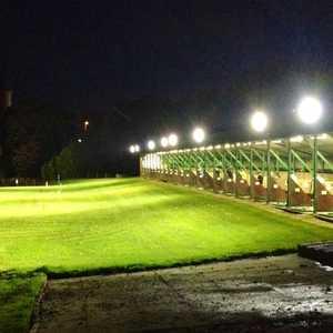 Strathclyde Park GC: Driving range