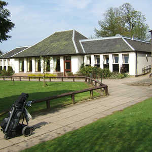 Torrance House GC: Clubhouse