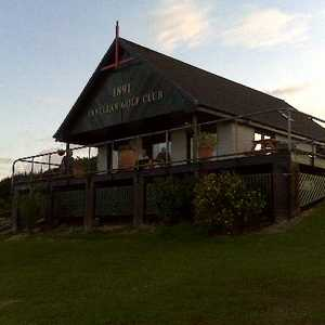 Innellan GC: Clubhouse