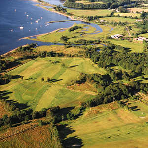 Taynuilt GC: Aerial view