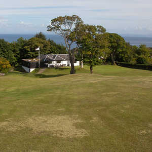 Whiting Bay GC: Clubhouse