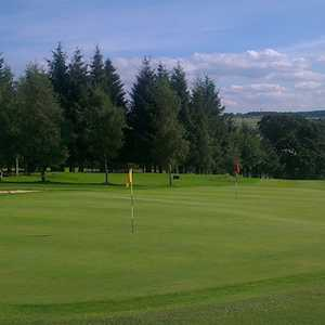 Tillicoultry GC