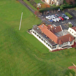 Sandyhills GC: Clubhouse