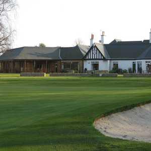 Duddingston GC: Clubhouse