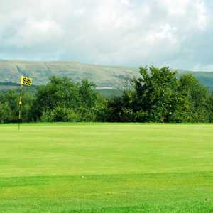 Cawder Course: green
