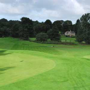 Keir Course at Cawder GC