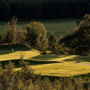 Braemar GC: 2nd green