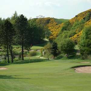 Fairway at Mortonhall Golf Club