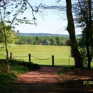 Green at Thornhill Golf Club