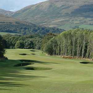 Fariway from the Carrick Course
