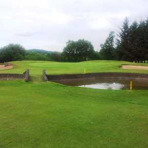 10th green at Renfrew Golf Club