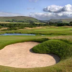 16th hole at PGA Centenary
