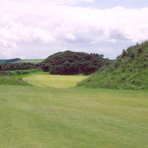 St. Andrews: Jubilee - 15th green