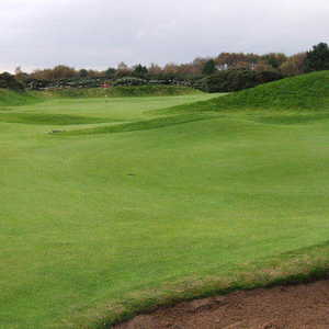 Carnoustie Championship Links