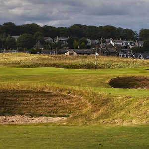 Carnoustie Golf Links - Championship: #16