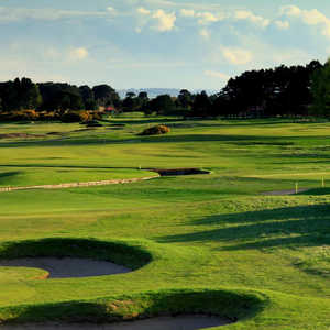 Carnoustie Golf Links - Burnside: #1
