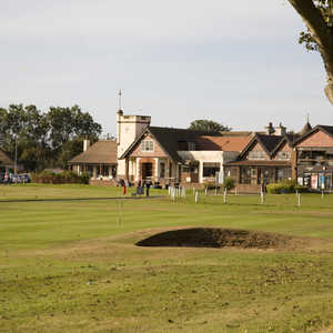 Troon Darley's Clubhouse
