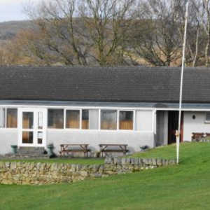 Langholm GC: Clubhouse