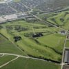 Aerial view of Portlethen Golf Club