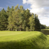 A view of the 9th hole at Grantown-on-Spey Golf Club