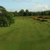 A view of the 5th fairway at Dirleton Course from Archerfield Links