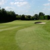 A view from fairway #6 at Cambuslang Golf Club