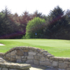 A view of green #3 at Cathkin Braes Golf Club