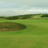A view of a hole at Montrose Golf Links