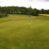A view of the 2nd green from New Course at Piperdam Golf & Leisure Resort