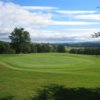 A view of the 6th green at Dornock Course from Crieff Golf Club