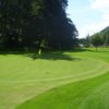 A view of green at Mains of Taymouth Golf Course