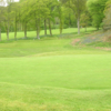 A view of the 4th hole at Strathtay Golf Club