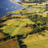Aerial view of Taynuilt Golf Club