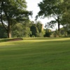 A view of the 2nd hole at Kilbirnie Place Golf Club