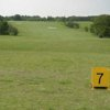 A view of fairway #7 at Palacerigg Golf Club